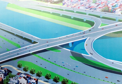 Nối cầu Nguyễn Văn Cừ với đại lộ hiện đại nhất TP HCM