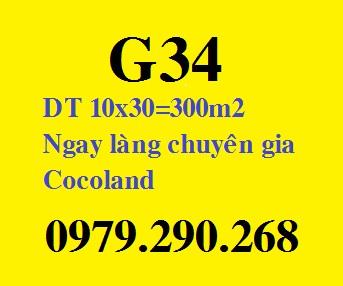 Bán lô G34 Mỹ Phước 3 giá rẻ
