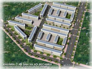 Dự án nhà ở xã hội Hòa Lợi Bình Dương