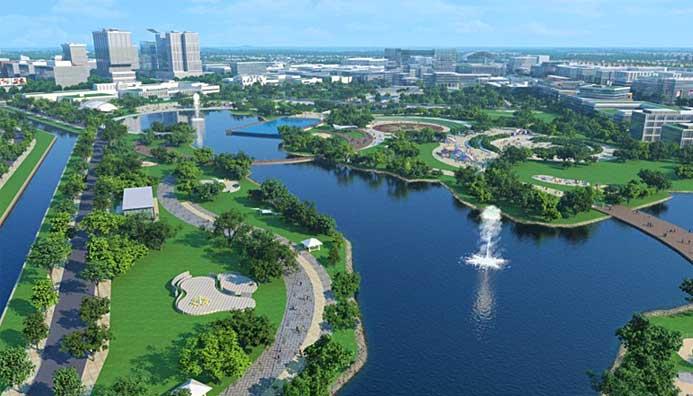 Thành phố mới Bình Dương - Bình Dương new city